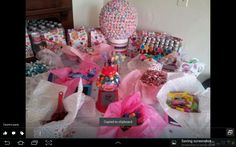 Candyland candy station