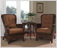 Moroccan Wing Chairs rattan indoor near Belleville Ontario