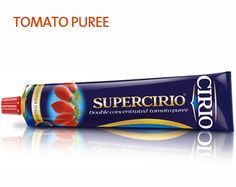 Tomato Puree Cirio, enjoy our product range