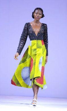Trish O Couture ~ Ghana Fashion & Design Week Spring/Summer 2014