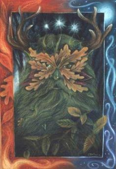 the horned god by Christopher bell