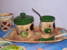 tazas de ceramica rustica - Buscar con Google
