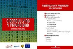 Guía sobre #ciberbullying y #privacidad en #Internet para #profesores. Puedes descargártela aquí: http://www.superkidsonline.es/descargas/PROYECTO_DAPHNE_ES.pdf