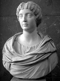 Faustina the Younger (c. 130-175) Daughter of Antoninus Pius and Faustina the Elder. Wife to Marcus Aurelius