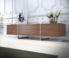 Modloft Modern & Contemporary Furniture: Allen TV Stand