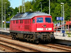 RailPictures.Net Photo: 232 601-5 Deutsche Bahn AG 232 at Berlin, Germany by Manfred Hintz