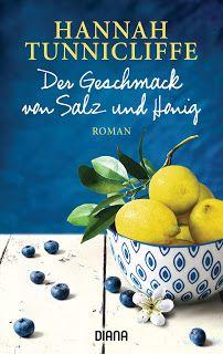 ~*Book Lounge-Lesegenuss*~: (Rezension) Der Geschmack von Salz und Honig - Han...