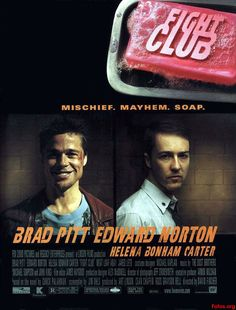 Fight Club - American film, based on a novel of the same name, 1999