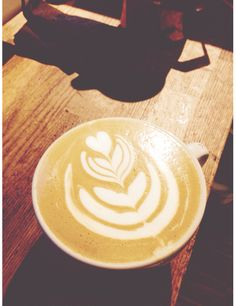 Coffee Latte Art Cappuccino