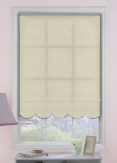 Roller shades an excellent choice for 40s 50s and 60s window treatments --- Retro Renovation