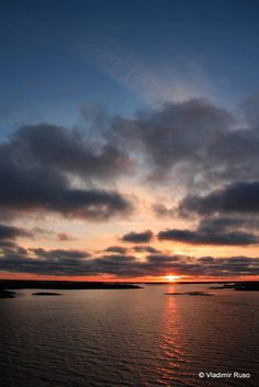 Baltica sunset: off the beaten track