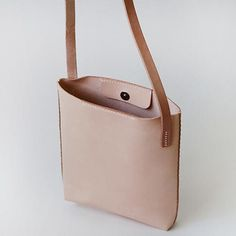 Handmade Genuine Leather Tote Bag Handbag Shoulder bag Purse Women