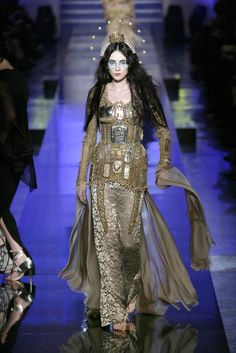 Jean Paul Gaultier at Couture Spring 2007