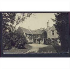 Horton Court Near Chipping Sodbury Gloucestershire 1924 RP Postcard V2 on eBid United Kingdom