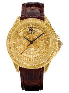 This water resistant timepiece is part of Jacob  amp  Co s Royal Collection.  The case a4f2e26809