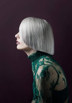 Hair: Lise Finden /Uniklipp AS  Photo: Hege Abrahamsen