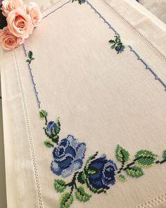 Baby Cross Stitch Patterns, Cross Stitch Designs, Cross Stitch Heart, Cross Stitch Flowers, Hand Embroidery Tutorial, Embroidery Patterns, Backpack Pattern, Baby Dress Patterns, Art N Craft