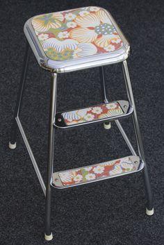 Renovated AWAB stool by Liv I Villan
