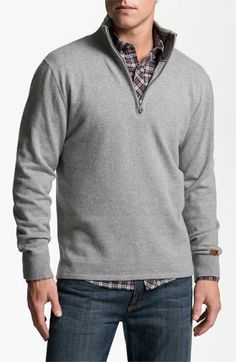 The North Face 'Mt. Tam' Mock Neck Sweater available at #Nordstrom