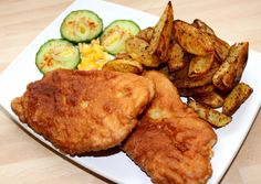 Párizsi csirkemell | Alajuli receptjeCookpad receptek Hungarian Recipes, Hungarian Food, Chicken Recipes, Bacon, Food And Drink, Turkey, Cooking Recipes, Meat, Ethnic Recipes