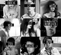 Skins.. First Generation, they will always be my favorite