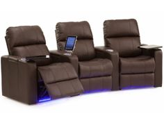 Home Theater Seating | Home Theater Chairs | Theatre Seating at Theater Seat Store