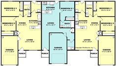House design and plans simple house layout plan fresh simple house House Layout Plans, Floor Plan Layout, Craftsman Style House Plans, Dream House Plans, House Layouts, Dream Houses, Duplex Floor Plans, Bedroom Floor Plans, House Floor Plans