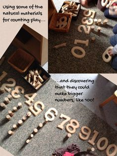"""Simple counting activity from Nancy Niessen (World_of_K on Twitter) ("""",)"""