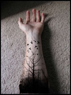 tree tattoos for women | Coolz Tatttoo Ideas