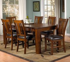 Soho Dining Room 7 Pc Set