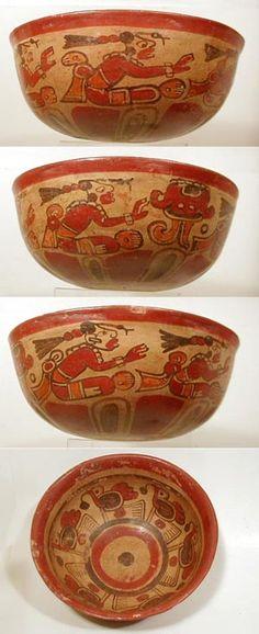 Middle School Art, Art School, Vases, Inca, Salvador, South America, Aztec, Decorative Bowls, Mexico