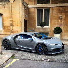 Bugatti Chiron by @cjsautomotive