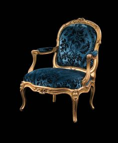 Louis Delanois, ca 1765 Royal Furniture, French Furniture, Classic Furniture, Furniture Styles, Luxury Furniture, Antique Furniture, Furniture Decor, Furniture Design, Antique Chairs