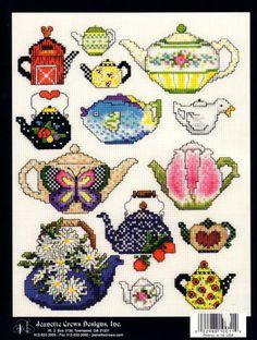 Tea Pot Mania 2/6