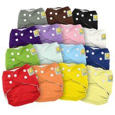 Diaper Safari Pockets are just $8.95 w/ free shipping