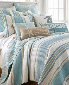 Costal Bedroom, Beach House Bedroom, Beach Room, Home Bedroom, Bedroom Ideas, Beach Bedrooms, Master Bedroom, Lake House Bedrooms, Beach Themed Living Room