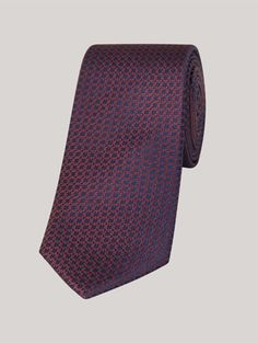 """Dapper Hommes Soie Skinny Largeur 2/"""" Couleur Unie Tie-Noir Sel"""