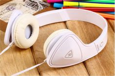 White 3.5mm Earphone Headphone For MP3/4 PC iPhone iPod HTC Samsung Galaxy F1004