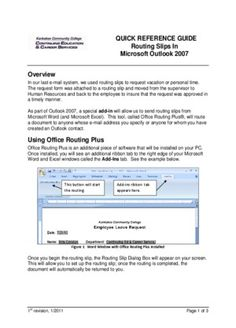 How to sync microsoft outlook tasks with iphone and get for Office routing slip template
