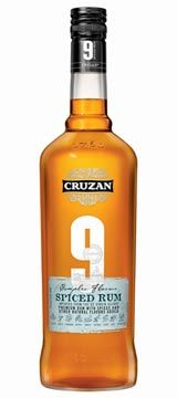 Cruzan Spiced Rum - absolutely the best rum I've ever had!!  Strong notes of vanilla and ginger are perfect for hot apple ciders at home - my fav drink this fall.