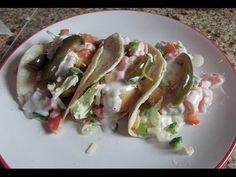 Tacos de Pescado - YouTube