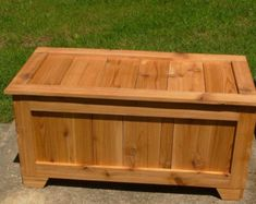 hope chest ideas -