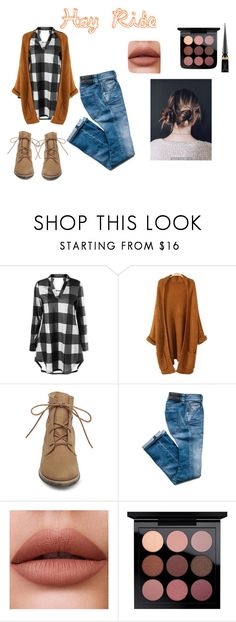 """What to wear on a Hay Ride"" by misty-ferrell on Polyvore featuring Steve Madden and Christian Louboutin"