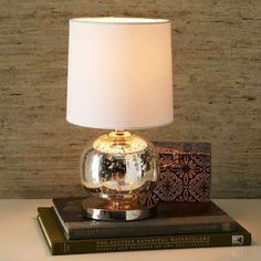 Mini Abacus Table Lamp - Mercury
