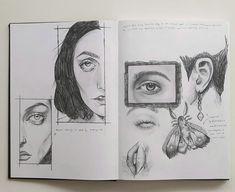 Realistic Drawings, Art Drawings, Harry Potter Pop Figures, Bane Of My Life, Anarchism, Art Hoe, Vincent Van Gogh, Art Sketchbook, Sketchbooks