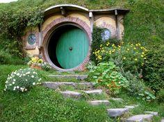 Hobbiton Movie Set Tours : The famous Bag-End  Buckland Road | Matamata, Hinuera Nouvelle-Zélande