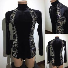 Ballroom Costumes, Dance Costumes, Dance Outfits, Dance Dresses, Tanz Shirts, Salsa Outfit, Latin Ballroom Dresses, Dance Tops, Figure Skating Dresses