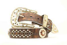 Nocona N3486202 Women's Leather Belt Rustic Brown, http://www.amazon.com/dp/B00G3LGHQG/ref=cm_sw_r_pi_awdm_ubpLtb07THBFM