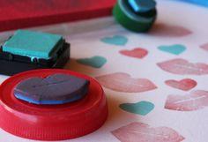 Artesanato em EVA: como fazer carimbos (com molde) | Blog do Elo7