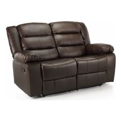 Whitfield 2 Seater Leather Reclining Sofa – Next Day Delivery Whitfield 2 Seater Leather Reclining Sofa